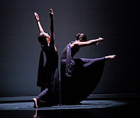 kristy vincent-johnson, mary marshall, suzanne ryan, ryanstrati, strati, Le Calm apres l'orage, the calm after the storm, modern, dance, midwest, USA