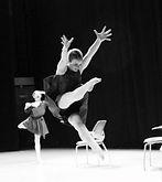 Grace Lewis, Dance, A Tulip Unfolding, Ryanstrati