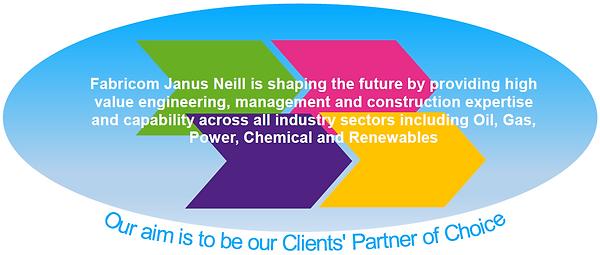 Our vision | Fabricom Janus Neill