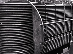Heat exchanger | Fabricom Janus Neill