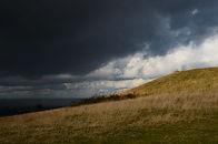 Field Storm Clouds