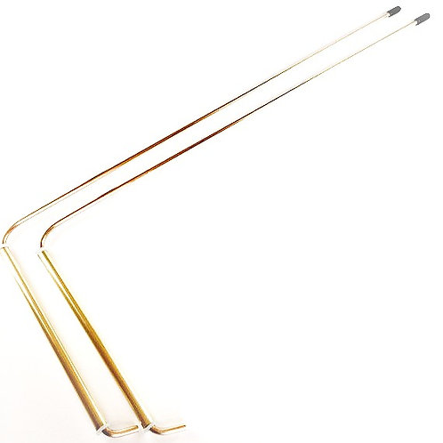 Bulk Orders Brass Handled Rods