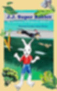 JJ Super Rabbit by Courtney Williamson Milford