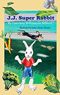 JJ Super Rabbit by Courtney Williamson Milford