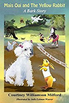 Mais Oi and the Yellow Rabbit Cover
