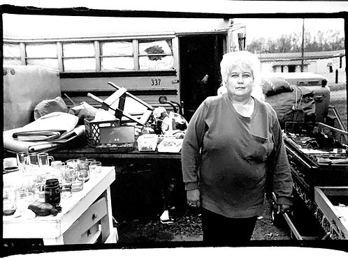 Flea Market, Richmond, VA