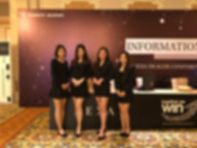 Macau Event  at Parisian Hotel on March