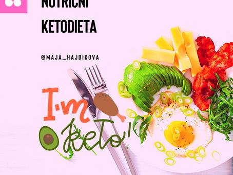 """#15 PROČ NUTRIČNÍ KETO - """"DIETA"""""""