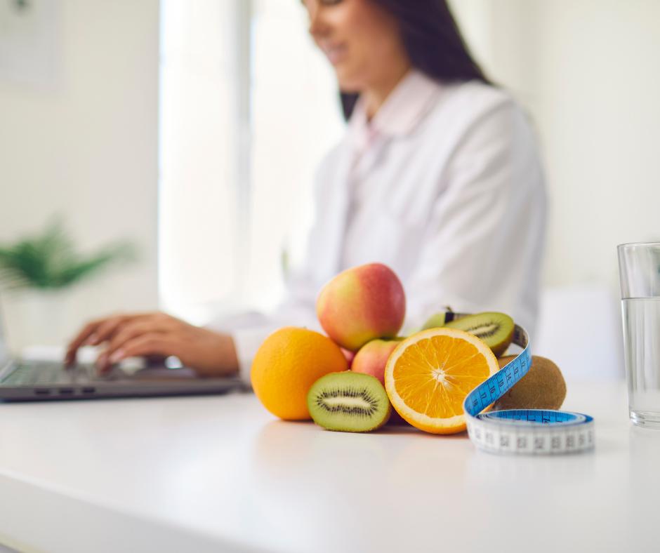 Online výživové poradenství/konzultace