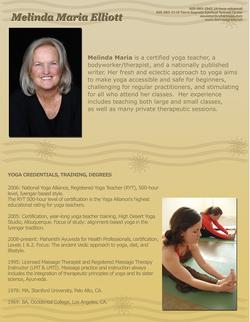 Melinda Maria Elliott