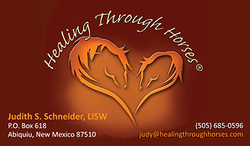 Healing Through Horses