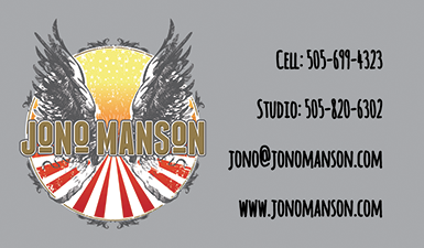 Jono Manson