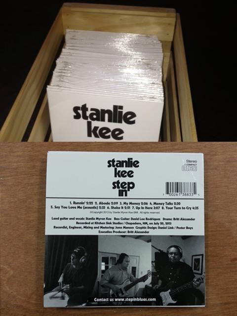 Stanlie Kee CD Design
