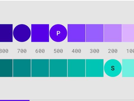 איך לבחור צבע בכמה דקות לאתר האינטרנט, אפליקציית המובייל או לעסק החדש