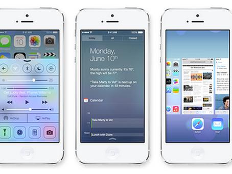למה האפליקציה שלך לא אמורה להיראות כמו IOS7