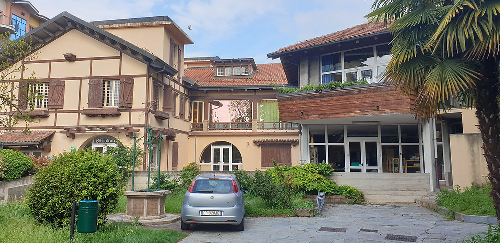 ProgettoAria per Biblioteca comunale Rivoli