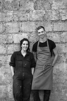 COLLABORATION MAXIME BOUTTIER, CHEF + AMANDINE RICHARD, CERAMISTE