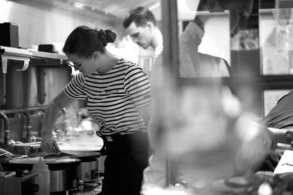 BREIZH CAFE, PARIS