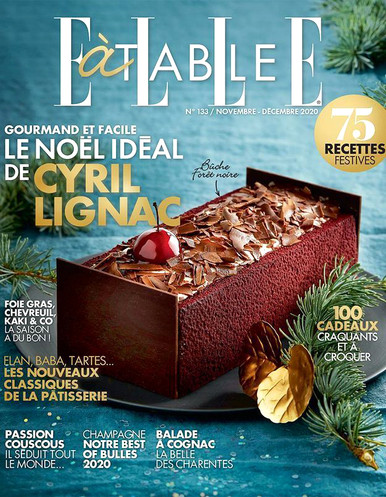 ELLE A TABLE #133