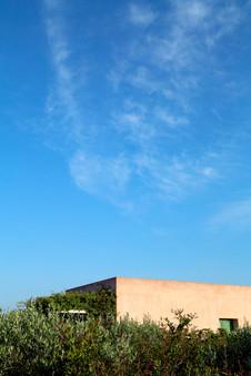PLANETA WINE RESORT, LA FORESTERIA, SICILE
