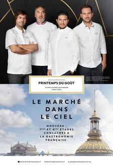 LE PRINTEMPS DU GOÛT, PARIS