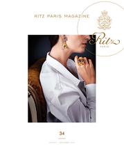 RITZ PARIS MAGAZINE #34