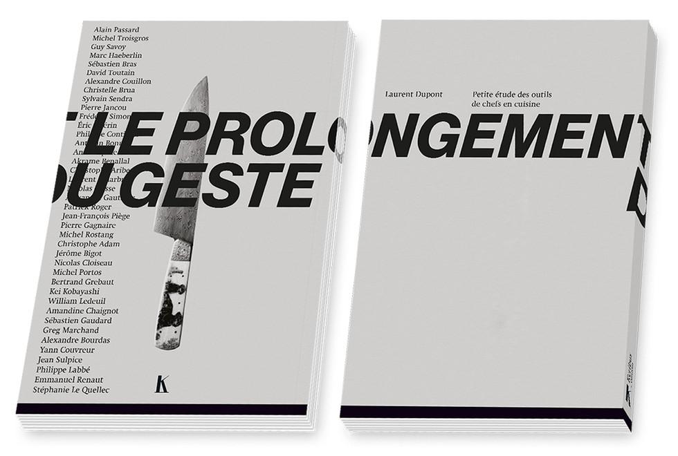 """""""LE PROLONGEMENT DU GESTE, PETITE ETUDE DES OUTILS DE CHEFS EN CUISINE"""""""