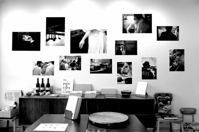 EXPOSITION REFETTORIO / LIBRAIRIE APPETIT, PARIS