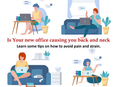 New Office Space Causing you Pain?