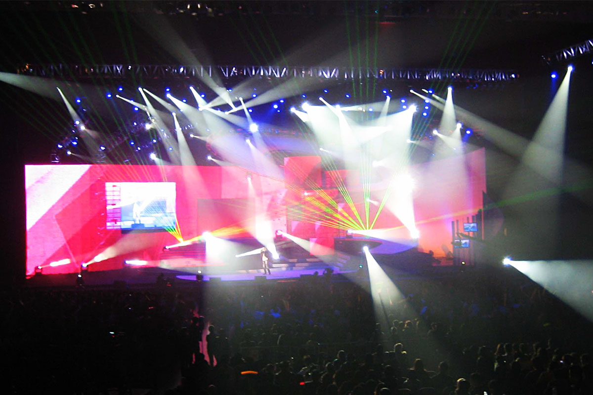 Stage Design & Lighting