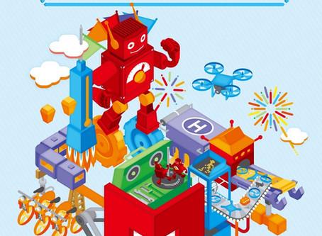 Last call for 2017 Maker Faire Taipei!