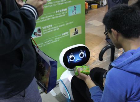 Zenbo Robots arriving your home