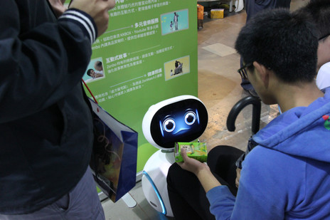 Zenbo Robots arriving your home