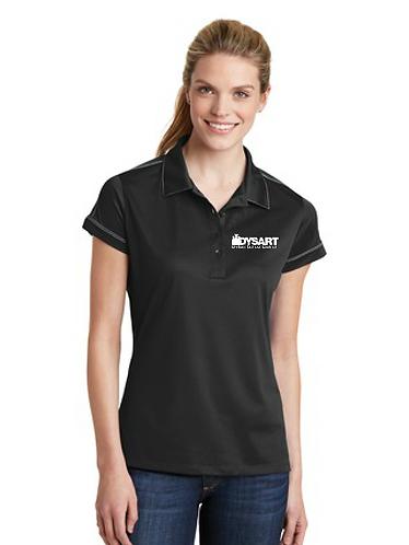 Sport-Tek® Ladies Contrast Stitch Micropique Sport-Wick® Polo. LST659