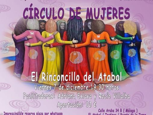 Círculo de mujeres en El Rinconcillo de El Atabal