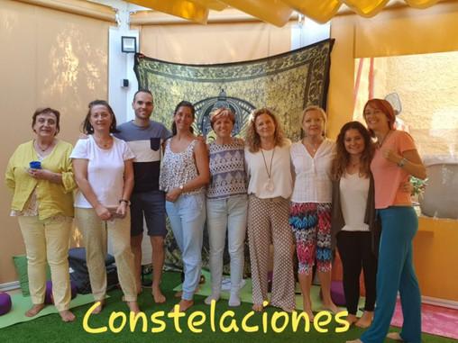 Constelaciones familiares en El Rinconcillo de El Atabal