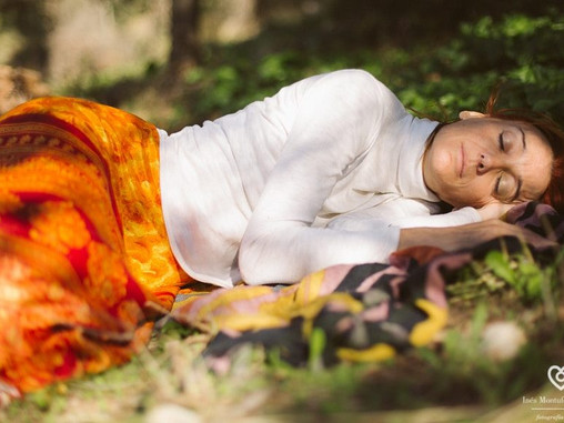 Meditación en el Rinconcillo de El Atabal