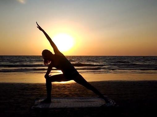 Yoga para principiantes ¿Te gusta cuidarte?