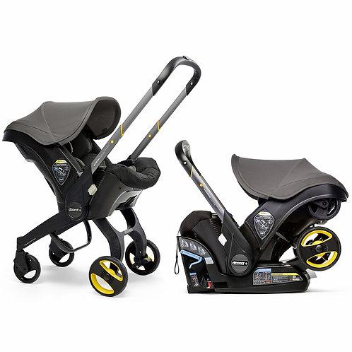 Doona+ Infant Car Seat & Stroller- Grey Hound