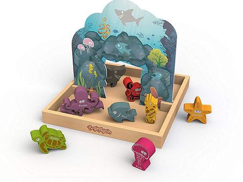 Colors We Sea- Story Box Begin Again