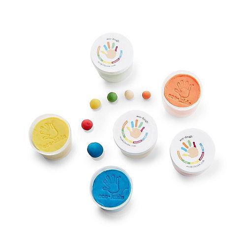 Eco-Kids 6 Pack Play Dough