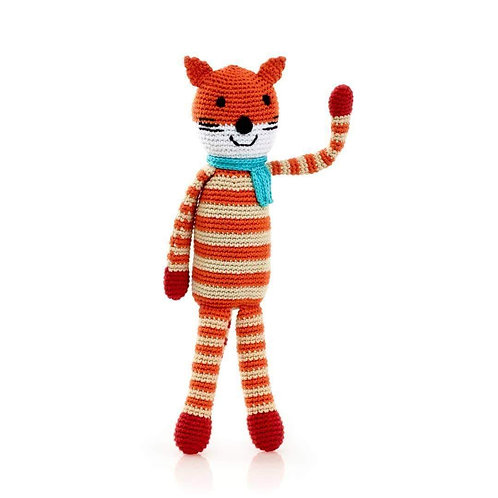 Fox Rattle - Pebble