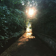 #tylesłońca #endoftunnel #whenthereislig