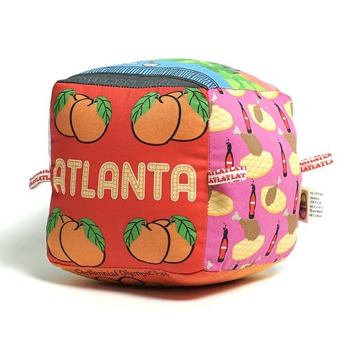 GlobeTotters Atlanta City Block