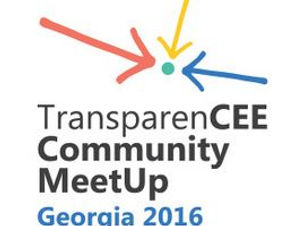TransparenCEE Community MeetUp logo