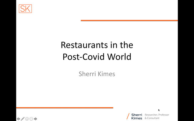 How Can Hotel F&B Operations Adapt to the Post-Covid World?