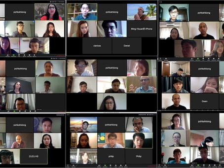 Our 'virtual' RM Roundtable was great fun!!