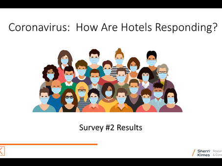 How Are Hotels Responding to Covid-19?:   Survey Results