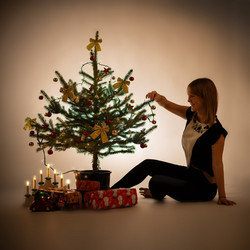 Ziemassvētku foto