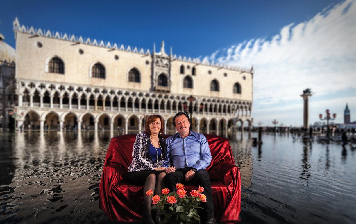fotostudija Venēcija